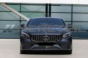 New Mercedes-Benz S-Coupe C217 S63 2018 FACELIFT Bodykit
