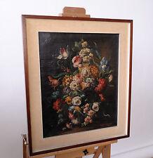 Quadro Mariolino da Caravaggio 'Vaso di Fiori'