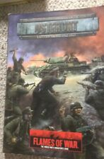 Flames of War Ostfront Rule Book soft cover