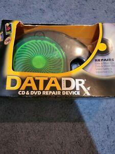 DVD DR -CD & DVD Repair Device Game & Data Repair NEW IN BOX