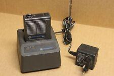 Ne s'allume pas / No Power ON :  Pager / beeper MOTOROLA BMD avec sa base