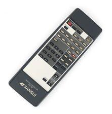 SANSUI rs-g7 sistema audio originale telecomando/Remote Control Top 5575
