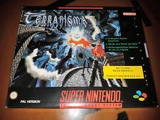 ## Terranigma für NINTENDO SNES / Super Nintendo in der Big Box ##