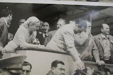 Evita  EVA PERON  and husband  3 historical original photographs   ARGENTINA