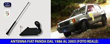 Antenna per Fiat Panda 750 1000 per autoradio radio stereo kit suono audio set
