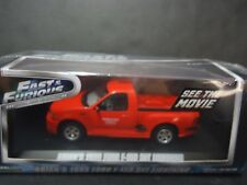 Luz Verde Ford F150 SVT Rayo 1999 rojo Fast And Furious 86235 1/43