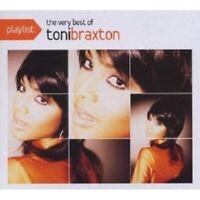 """TONI BRAXTON """"PLAYLIST: THE VERY BEST OF TONI BRAXTON"""" CD NEW"""
