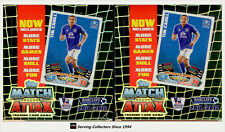 3 BOXES OF 2011-12 Topps Match Attax Soccer Trading Card Booster Box (24 Packs)