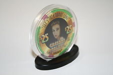 25 Display Stands for Casino Chip or Poker Chips Capsules - Las Vegas