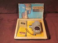 1937 Bell & Howell Model 134 Sportster 8mm Filmo Movie Camera  Motor works