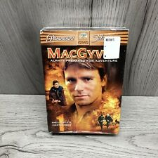 MacGyver: The Complete First Season (Dvd, 2005) 6 Disc Set.