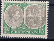 St Kitts & Nevis 1/- P13 X12 SG75 Cat 12.00 mmint -see scan [S804]