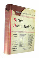 Better Home Making by Cross, Beryl Conway (editor)