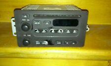 CHEVY CAVALIER RADIO CD/PLAYER  2001