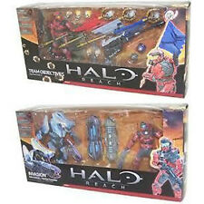 """HALO Reach - 7"""" Series 6 Deluxe Boxed Action Figure Sets ~ Case (3) #NEW"""