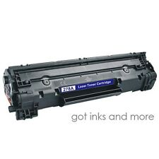 New Compatible Black Toner Cartridge for HP CE278A 78A Canon CRG-128 C128
