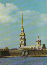 Russia Postcard - Leningrad - The Peter and Paul Fortress   AB1076