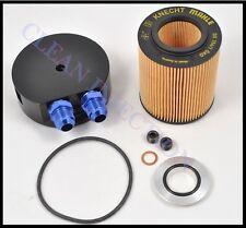 New BMW Black E36 Oil Cooler filter Cap M3 M5 S50 S52 M50 3.0L 3.2L 328i turbo s
