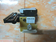 NEW OPTICAL PICK-UP LASER LENS KSS-213D FOR SONY
