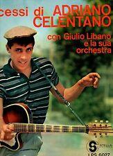 ADRIANO CELENTANO disco LP 33 giri MADE in ITALY 20 Successi STELLA 6027 M/M