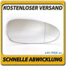 spiegelglas für PORSCHE 911 05-12 rechts asphärisch beifahrerseite außenspiegel