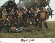 Memphis Belle lobby cards : Eric Stoltz, Matthew Modine, World War II