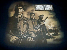 Commandos Strike Force Shirt ( Used Size XL ) Nice Condition!!!