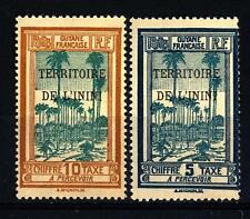 Inini - 1932-1941 - Segnatasse -