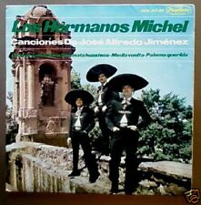 LOS HERMANOS MICHEL - CUANDO SALE LA LUNA / MEDIA VUELTA + 2 - SPAIN EP 1965