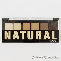 "1 NYX The Natural Shadow Palette - "" TNS01 ""    *Joy's cosmetics*"