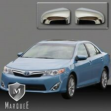 NEW 2012-14 TOYOTA CAMRY MIRROR COVER CHROME TRD SIDE DOOR MIRROR 12-14