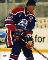 Wayne Gretzky PSA DNA Coa Autograph Hand Signed 8x10 Photo