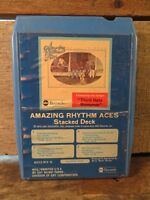 TRACK AMAZING RHYTHM ACES Stacked Deck (8-Track Tape)