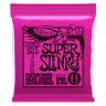 Ernie Ball Super Slinky Nickel Wound Electric Guitar Strings P02223