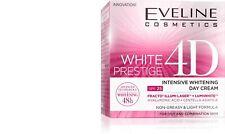 Eveline White Prestige 4D Intensive Whitening Light Formula Face Day Cream 50ml