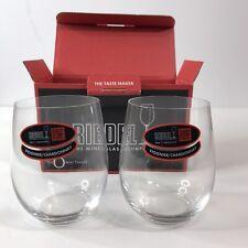 Riedel The Wine Glass Company O tumbler Viognier/Chardonnay glasses (2 glasses)