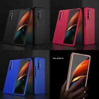 Para el Teléfono Samsung Galaxy Z Fold 2 5G Bolsa de Funda Plegable TPU Cubrir