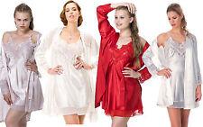 Mehrfarbige Damen-Nachtwäsche für die Freizeit