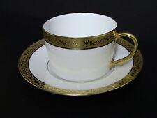 Raynaud Ambassador Gold Cup and Saucer
