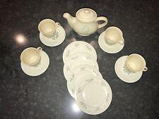 Vintage 14 piece Childs Tea Set