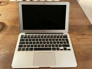 MacBook Air 11-inch mid 2013 C17KTK0EF5N7