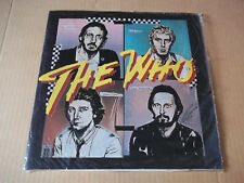 The Who - The Who (1979) rare live 3 LP set MSG NYC  Not TMOQ SEALED