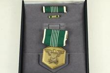 Vintage US Military Army MEDAL MILITARY MERIT Decoration & Presentation Case 121