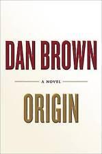 Origin by Dan Brown (Hardback, 2017)