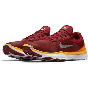Washington Redskins NFL Nike Free Trainer V7 Collection Sneakers Size 11.5 - NIB