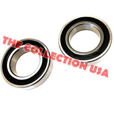 6008-rs Axle Bearing Pair Dual Side Rubber Seals