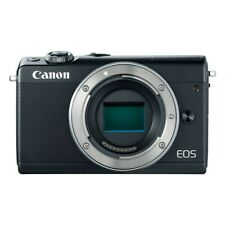 Canon EOS M100 24.2MP Digital Camera (Body Only) - Black