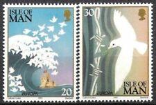 Insel Man Nr.627/28 ** Europa Cept 1995, postfrisch