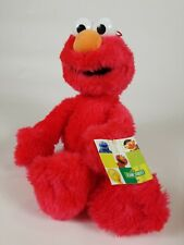 """Sesame Street Elmo, Nanco 2003, 19"""", Red Plush, with tag, great condition."""