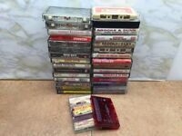 31 Various Country genre   Cassette Tapes
